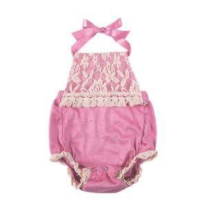 Baby Girl Romper - Brand New